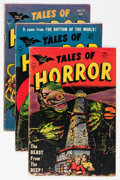 Golden Age (1938-1955):Horror, Tales of Horror Group (Toby Publishing, 1953-54).... (Total: 5Comic Books)