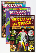 Silver Age (1956-1969):Science Fiction, Mystery in Space #103-110 Group (DC, 1965-66) Condition: Average FN/VF.... (Total: 8 Comic Books)