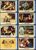 "Movie Posters:Academy Award Winners, Ben-Hur (MGM, 1959). CGC Graded Lobby Card Set of 8 (11"" X 14"")..... (Total: 8 Items)"