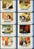 "Movie Posters:Drama, Performance (Warner Brothers, 1970). CGC Graded Lobby Card Set of 8(11"" X 14"").. ... (Total: 8 Items)"
