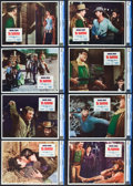 "Movie Posters:Western, El Dorado (Paramount, 1966). CGC Graded Lobby Card Set of 8 (11"" X14"").. ... (Total: 8 Items)"