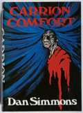 Books:Horror & Supernatural, Dan Simmons. SIGNED/LIMITED. Carrion Comfort. Dark Harvest,1989. First edition, first printing. Limited to 450 nu...