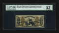 Fractional Currency:Third Issue, Fr. 1356 50¢ Third Issue Justice PMG About Uncirculated 53.. ...