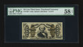 Fractional Currency:Third Issue, Fr. 1328 50¢ Third Issue Spinner PMG Choice About Unc 58 EPQ.. ...