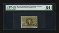 Fractional Currency:Second Issue, Fr. 1317 50¢ Second Issue PMG Choice Uncirculated 64 EPQ.. ...