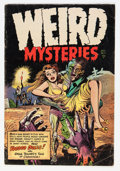 Golden Age (1938-1955):Horror, Weird Mysteries #11 (Gillmor, 1954) Condition: VG-....