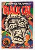 Golden Age (1938-1955):Horror, Black Cat Mystery #45 (Harvey, 1953) Condition: VG-....