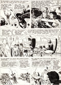 """Original Comic Art:Panel Pages, Alex Toth My Greatest Adventure #58 """"I Was Trapped in the Land of L'Oz"""" Page 4 Original Art (DC, 1961)...."""