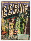 Golden Age (1938-1955):Horror, Eerie #2 (Avon, 1951) Condition: VG-....