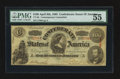 Confederate Notes:1863 Issues, CT56 $100 1863 Cr. 403.. ...