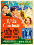 "Movie Posters:Musical, White Christmas (Paramount, 1954). MP Graded Poster (30"" X 40"")Style Z.. ..."