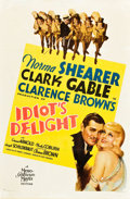 """Movie Posters:Comedy, Idiot's Delight (MGM, 1939). One Sheet (27"""" X 41"""") Style D.. ..."""