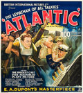 "Movie Posters:Drama, Atlantic (Wardour Films, 1929). British Six Sheet (80"" X 89"").. ..."