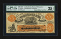 Confederate Notes:1861 Issues, CT-XX1/C2 $20 Female Riding Dear Bogus Note 1861.. ...