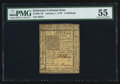 Colonial Notes:Delaware, Delaware January 1, 1776 6s PMG About Uncirculated 55.. ...