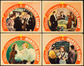 "Movie Posters:Drama, Morning Glory (RKO, 1933). Lobby Cards (4) (11"" X 14"").. ...(Total: 4 Items)"