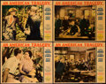 "Movie Posters:Romance, An American Tragedy (Paramount, 1931). Lobby Cards (4) (11"" X14"").. ... (Total: 4 Items)"