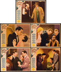 """Movie Posters:Drama, The Lawyer's Secret (Paramount, 1931). Lobby Cards (5) (11"""" X14"""").. ... (Total: 5 Items)"""