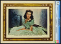 "Movie Posters:Academy Award Winners, Gone with the Wind (MGM, 1939). CGC Graded Roadshow Lobby Card (11"" X 14"").. ..."
