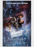 "Movie Posters:Science Fiction, The Empire Strikes Back (20th Century Fox, 1980). Poster (30"" X40"") Style A.. ..."