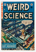 Golden Age (1938-1955):Science Fiction, Weird Science #20 (EC, 1953) Condition: FN....