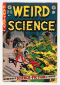 Golden Age (1938-1955):Science Fiction, Weird Science #22 (EC, 1953) Condition: FN....