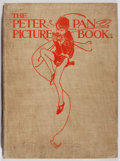 Books:Children's Books, Alice b. Woodward, et al. The Peter Pan Picture Book. GeorgeBell, 1907. First edition, first printing. Color plates...