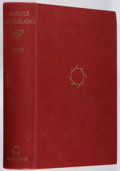 Books:Reference & Bibliography, Isaac Watson Dyer. A Bibliography of Thomas Carlyle's Writingsand Ana. Octagon, 1968. Later edition. Toning and lig...