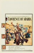 "Movie Posters:Academy Award Winners, Lawrence of Arabia (Columbia, 1962). Window Card (14"" X 22"").. ..."