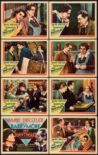 """Her Sweetheart, Christopher Bean (MGM, 1933). Lobby Card Set of 8 (11"""" X 14""""). ... (Total: 8 Items)"""
