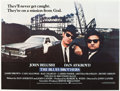 "Movie Posters:Comedy, The Blues Brothers (Universal, 1980). Subway Poster (45.5"" X55.5"").. ..."