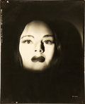 """Movie Posters:Horror, Carroll Borland in Mark of the Vampire by Clarence S. Bull (MGM, 1935). Portrait Photo (8"""" X 10"""").. ..."""