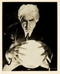 "Movie Posters:Mystery, Bela Lugosi in The Black Camel (Fox, 1931). Portrait Photo (8"" X10"").. ..."