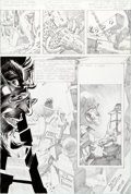 Original Comic Art:Panel Pages, Bernie Wrightson Unpublished House of Mystery Splash PageOriginal Art (c. 1973)....