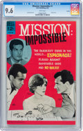 Silver Age (1956-1969):Adventure, Mission: Impossible #1 Curator pedigree (Dell, 1967) CGC NM+ 9.6 White pages....