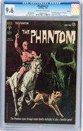 Silver Age (1956-1969):Superhero, Phantom #1 Boston pedigree (Gold Key, 1962) CGC NM+ 9.6 Off-white to white pages....