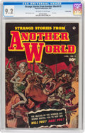 Golden Age (1938-1955):Horror, Strange Stories from Another World #2 Crowley Copy pedigree(Fawcett Publications, 1952) CGC NM- 9.2 Off-white to whitepages....