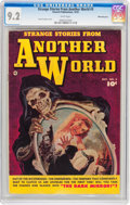 Golden Age (1938-1955):Horror, Strange Stories from Another World #3 White pages pedigree (FawcettPublications, 1952) CGC NM- 9.2 White pages....