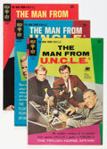 Silver Age (1956-1969):Adventure, Man from U.N.C.L.E. Group (Gold Key, 1965-69) Condition: Average FN.... (Total: 15 Comic Books)