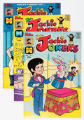 Bronze Age (1970-1979):Cartoon Character, Richie Rich and Jackie Jokers File Copies Box Lot (Harvey, 1973-82) Condition: Average NM-....