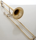Musical Instruments:Horns & Wind Instruments, Circa 1990's Yamaha YSL-354 Brass Trombone, #070339....