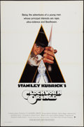 """Movie Posters:Science Fiction, A Clockwork Orange (Warner Brothers, 1971). International One Sheet(27"""" X 41""""). Science Fiction.. ..."""