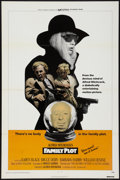 """Movie Posters:Hitchcock, Family Plot (Universal, 1976). One Sheet (27"""" X 41"""") Flat Folded. Hitchcock.. ..."""
