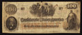 Confederate Notes:1862 Issues, T41 $100 1862 PF-20 Cr. 316A.. ...