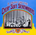 Original Comic Art:Covers, Robert Crumb R. Crumb and the Cheap Suit Serenaders NumberThree Album Cover Original Art (Blue Goose, 1978)....