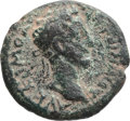 Ancients:Judaea, Ancients: DECAPOLIS. Nysa Scythopolis. Commodus (AD 180 - 192). Æ25mm (9.53 gm). ...