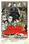 "Movie Posters:Science Fiction, The Star Wars Trilogy (Alamo Drafthouse, R-2010). Limited EditionScreen Print Posters (3) (24"" X 36"").. ... (Total: 3 Items)"