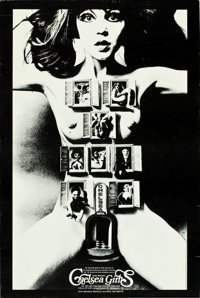 """Chelsea Girls (Motif Editions, 1970). British Double Crown (20"""" X 30"""")"""