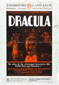 "Movie Posters:Horror, Dracula (Universal, 1931). Uncut Pressbook (13.5"" X 19.5"", 8Pages).. ..."