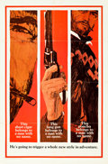 "Movie Posters:Western, A Fistful of Dollars (United Artists, 1966). One Sheet (27"" X 41"") Teaser Style B.. ..."